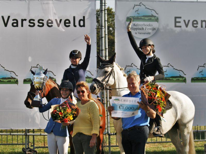 Ponyclub Zelhem wint op schitterende wijze Ben Gilbers Bokaal